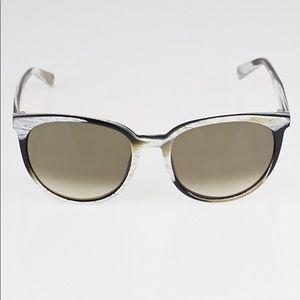 CELINE Thin Mary 41068 Round Sunglasses.